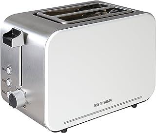 アイリスオーヤマ ポップアップトースター 2枚 シルバー IPT-850-W