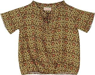 Blusa Hortinha Amarelo - Toddler