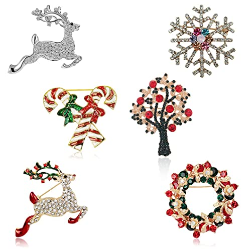 Christmas Pins: Amazon com