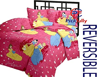India Get Shopping Poly Cotton Printed Reversible Single Bed AC Blankets/Dohar for Home