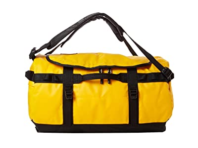The North Face Base Camp Duffel Small (Summit Gold/TNF Black) Duffel Bags