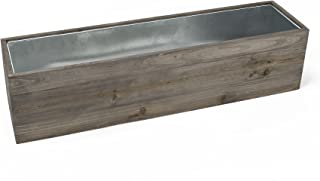 Best long metal planter boxes Reviews