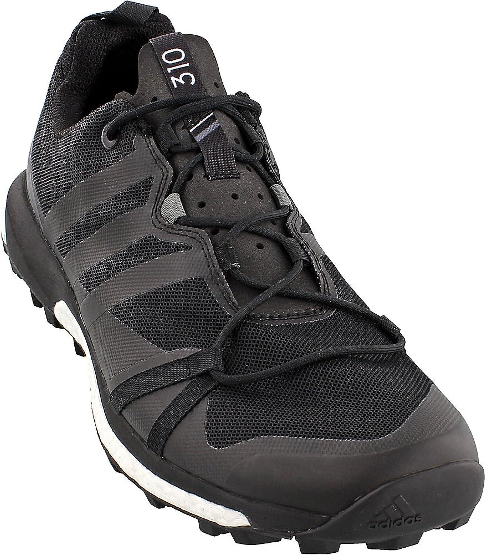 Adidas outdoor Men's Terrex Agravic Black Black Vista Grey 11.5 D US