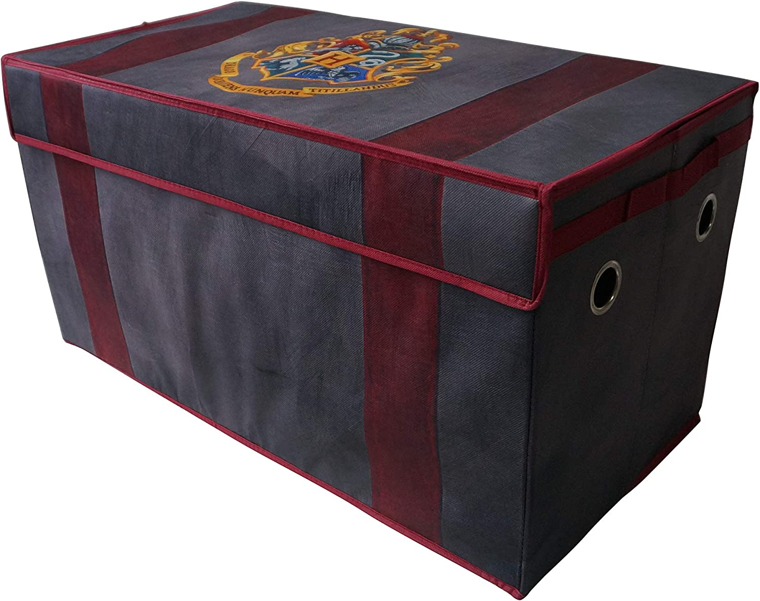 HARRY POTTER Soft Collapsible Storage Trunk with Lid, 30