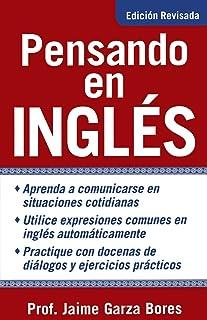 Pensando en ingles: Thinking in English