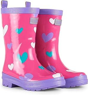 Hatley Printed Wellington Rain Boots, Botas de Agua para Niñas