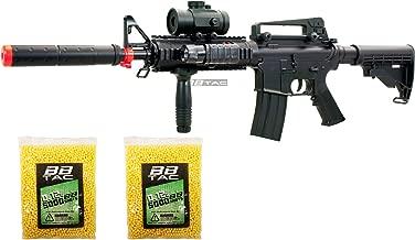 BBTac M83 Airsoft Gun Full Auto Electric Power LPEG Airsoft Gun 250 Fps