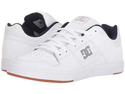 DC DC Shoes Cure (White/White) Men