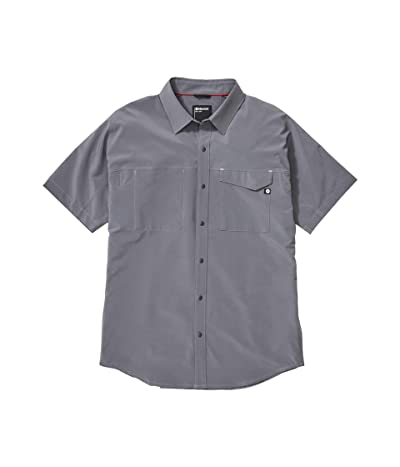 Marmot Northgate Peak Short Sleeve (Steel Onyx) Men