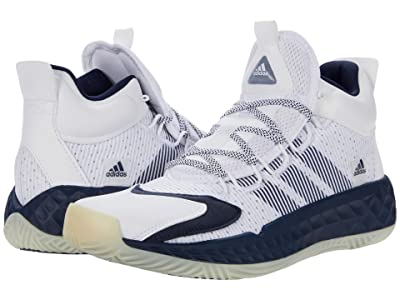 adidas Coll3Ctiv3 2020 Mid (Team Navy Blue/Chalk White/Core Black) Shoes