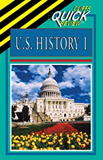 CliffsQuickReview United States History I