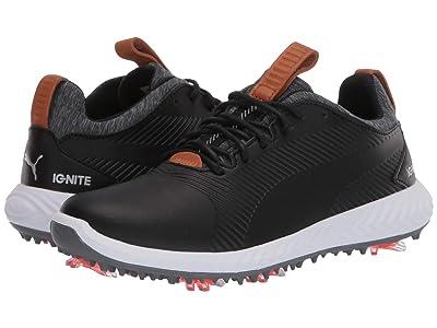 PUMA Golf Ignite Pwradapt 2.0 (Little Kid/Big Kid) Shoes