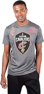 UNK NBA Lebron James Cleveland Cavaliers Men's T-Shirt Short Sleeve Tee Shirt