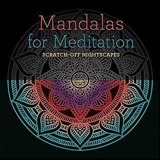Mandalas for Meditation: Scratch-Off NightScapes