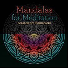 Mandalas for Meditation: Scratch-Off NightScapes PDF