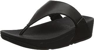Women's Lulu Toe Post-Leather Flip-Flop