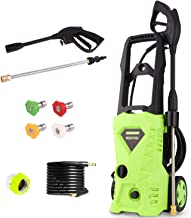 Homdox Power Washer 2500 PSI Electric Pressure Washer 1.5 GPM High Pressure Washer with..