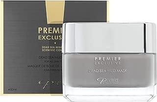 Dead Sea Mud Face MASK Premier Dead Sea online Exclusive, natural formula, wrinkle reducer, anti-aging, pore minimizer, witch hazel, aloe vera, minerals, vitamins, nutrients, antioxidants 1.7FL.oz