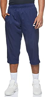 PUMA mens Active Woven 3 4 Pants
