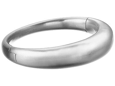 Kendra Scott Kaia Bangle Bracelet (Rhodium Metal) Bracelet