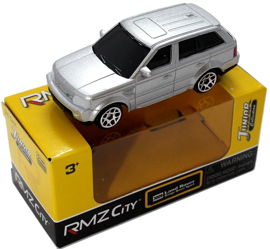どちらも自動車運命的なRMZ City 3009 ランドローバー レンジローバースポーツ Silver 3インチダイキャストモデルミニミニカー