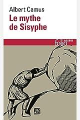 Le mythe de Sisyphe. Essai sur l'absurde Format Kindle