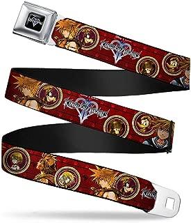 Seatbelt Belt - KINGDOM HEARTS Sora Poses/Friend Cameos - 1.5