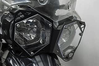 Ro-Moto Clear Headlight guard compatible for Triumph Tiger 800 Explorer 1200 XR XRx XRt XC XCa XCx 2010-2019