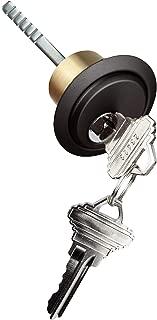 Global Door Controls Duronotic Rim Mortise Cylinder