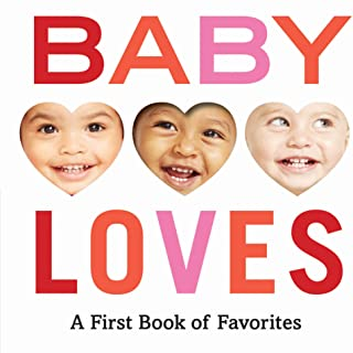 Baby Loves: A First Book of Favorites