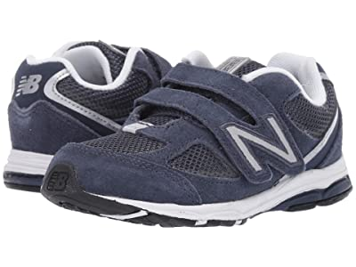 New Balance Kids IO888v2 (Infant/Toddler) (Navy/Grey) Boys Shoes