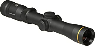 Leupold VX-R 1.5-5x33mm Riflescope, FireDot Duplex Reticle, Black