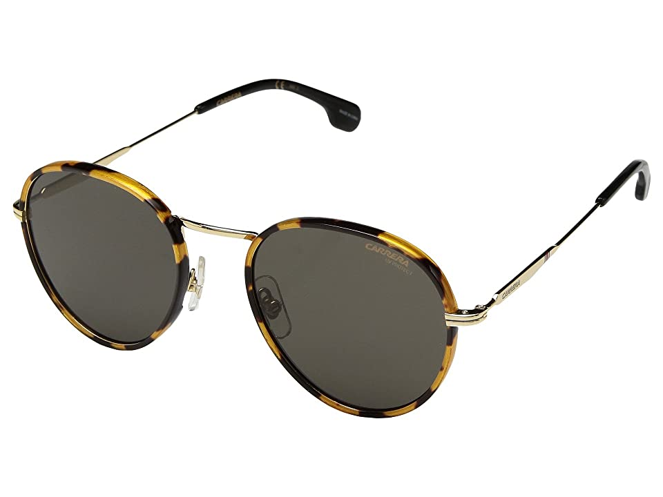 Carrera Carrera 151/S (Gold/Black) Fashion Sunglasses