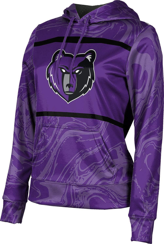 Rocky Mountain High School Girls' Pullover Hoodie, School Spirit Sweatshirt (Ripple)