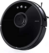 Roborock S5 Robot Vacuum and Mop, Smart Navigating Robotic Vacuum Cleaner with 2000Pa Strong Suction &Wi-Fi connectivity for Pet Hair, Carpet & All Types of Floor (Renewed)