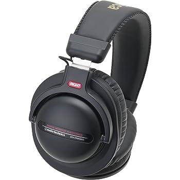 audio-technica 密閉型DJヘッドホン ブラック ATH-PRO5MK3 BK