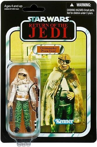Star Wars Le Retour du Jedi The Vintage Collection Orrimaarko (Pcourire visage) Figure