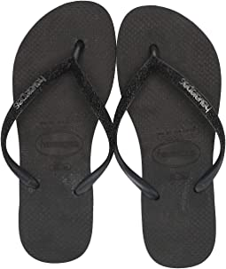 72d54c6950c Navy Blue. Havaianas. Slim USA Sandal.  28.00. New. Black