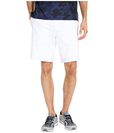 Rhone 9 Mako Shorts Lined (Bright White) Men