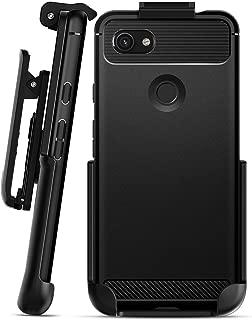 Encased Belt Clip for Spigen Rugged Armor Case - Google Pixel 3a XL (Holster Only, Case is not Included)