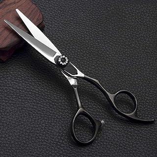 YLLN Haarknipschaar 5.5 Inch Professionele kapsel Flat Shear, Kapper Speciale kappersschaar Schaar (kleur: zwart)