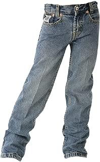Cinch Apparel Boys Regular White Label Jeans 16 Regular Denim