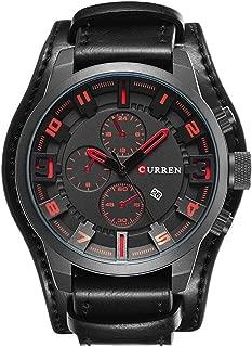Reloj de pulsera para hombre, ideal para cualquier ocasión, diseño moderno