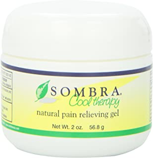 Sombra Cool Therapy Natural Pain Relieving Gel, 2-Ounce (Pack of 2)