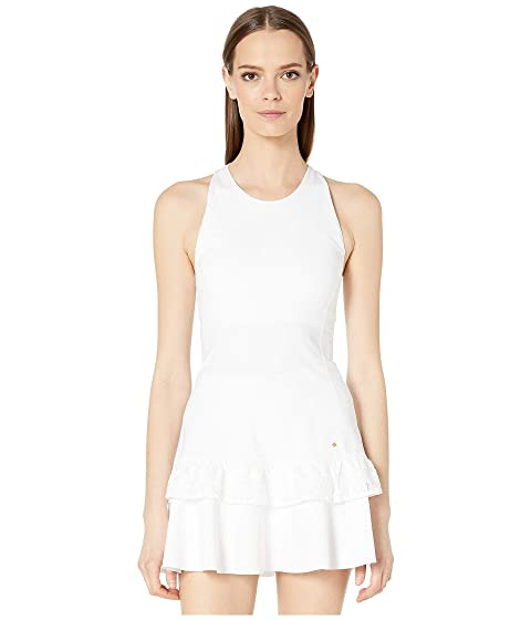 Kate Spade New York Athleisure Textured Lace Tennis Dress