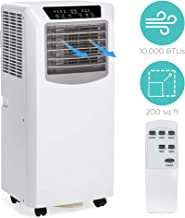 Best Choice Products 10,000 BTU 3-in-1 Air Conditioner Cooling Fan Dehumidifier w/Remote..