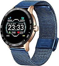 UIEMMY slim horloge Smart Watch Heren Hartslag Bloeddruk Multifunctionele Sport Smartwatch Stappenteller IP67 Waterdichte ...