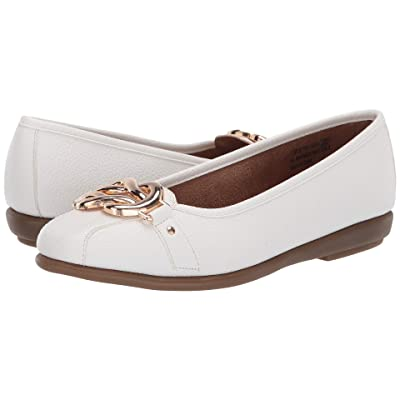 A2 by Aerosoles Better Luck (White PU) Women