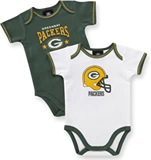 NFL Green Bay Packers Two Pack Bodysuit