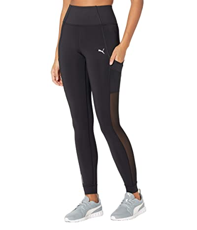 PUMA Train Bonded High-Rise Full Tights (PUMA Black) Women